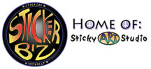 stickerbiz.com Logo